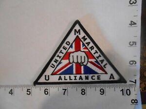 IMAC Martial Arts Patch ~ International Martial Arts Council Yin Yang Logo 61C8