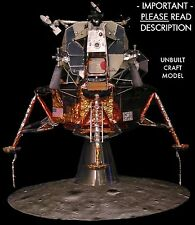 Apollo 11 Lunar Module LM-5 1:32 Model Craft Kit For Revell Command Service CSM