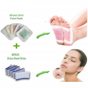 strips Detox foot