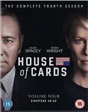 House of Cards Saison 4 NEUF