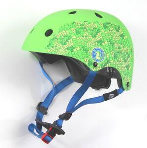 INLINER-Helm-CROCO-Kinder-bis-57-cm-S-XS-Helm-Skater-Fahrradhelm-Roller-yx855