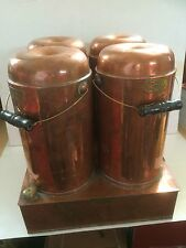 Mudge Canner and Sterilizer 4 Jar John L Gaumer Philadelphia collectible 1886
