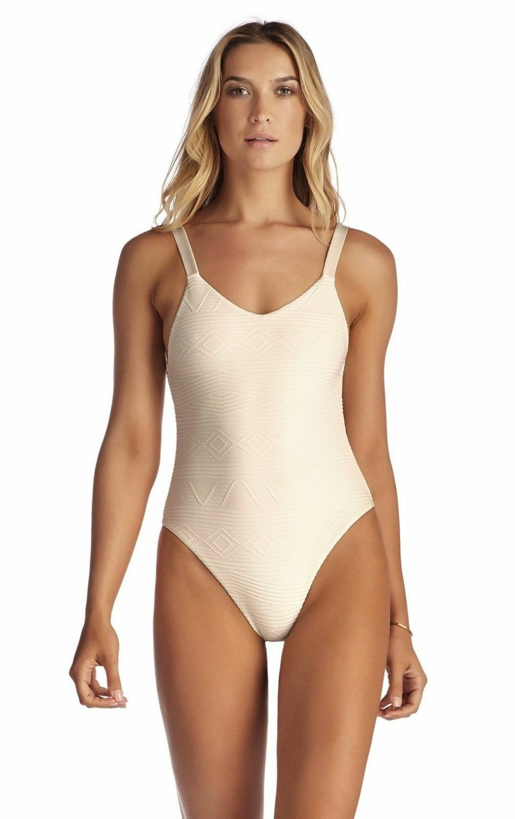 Vitamin A Women's Serafina One Piece Tank Swimsuit Serafina 6 S