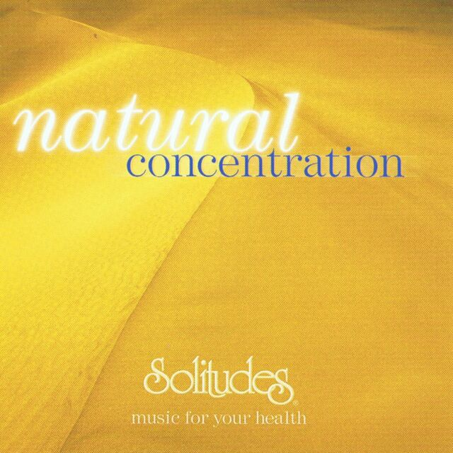 Natural Concentration CD relaxation album Dan Gibson Solitudes Canada