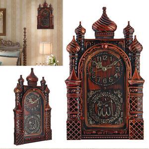 Islamic-Wall-Clock-Masjid-Mosque-Design-Allah-Shahadah-Arabic-Quran-Muslim