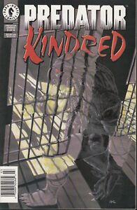 PREDATOR-KINDRED-3-1997-DARK-HORSE-CLASSIC-HUNTER-KORDEY-LAMB-VF