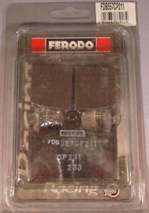 FDB557CP211-Ferodo-Yamaha-TZ125-250-Ferodo-Front-Brake-Pads-95-Nisson-4-Pot