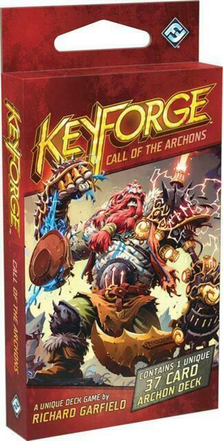 KeyForge Call of the Archons Archon Deck Factory Sealed Brand New IN STOCK