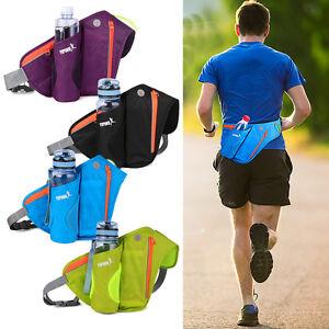 Image Is Loading Sport Water Bottle Holder Belt Bag For Running
