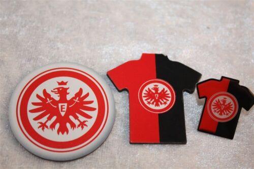 Trikotpin,Logo Magnet Magnet Trikot Bundesliga Eintracht Frankfurt 3er Set