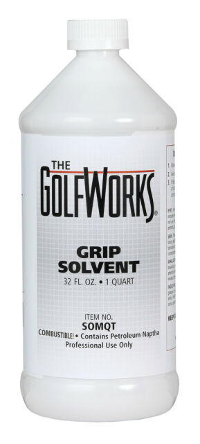 Grip Solvent - 1 Quart Bottle