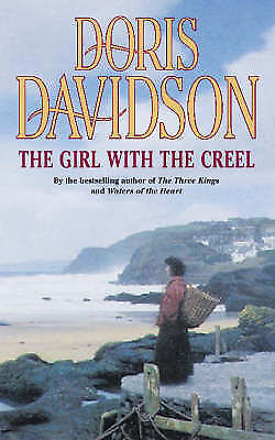 The Girl With the Creel by Doris Davidson, Acceptable Book (Paperback) Fast & FR