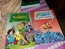 Groo the Wanderer compilation books 2x