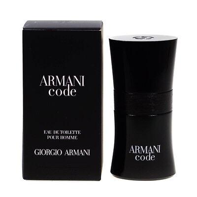 Giorgio Armani Code Men 30ml Eau De Toilette