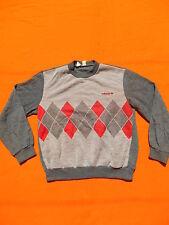 ADIDAS SweatShirt Made in France Ventex True Vintage 80s Trefoil Old School