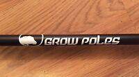 2x 4ft Grow Tent Support Cross Beam Poles (black)