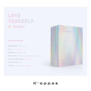 BTS-4th-Album-LOVE-YOURSELF-Answer-CD-P-Book-M-Book-Photocard-Sticker-Kpop