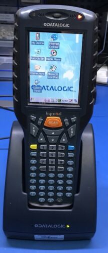Datalogic Kyman Data Collection Terminal W Cradle Barcode 700902 944551001