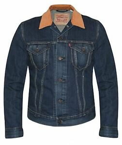 Levi-039-s-Blue-Denim-Trucker-Jacket