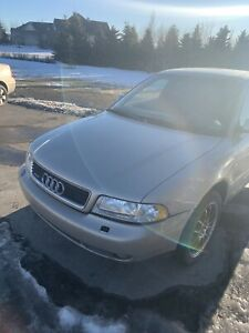 Parting out- 2000 Audi A4 1.8t