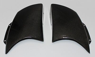 Aprilia Tuono 1000R 2002-2005 Chain Guard Plain Weave Carbon Fiber