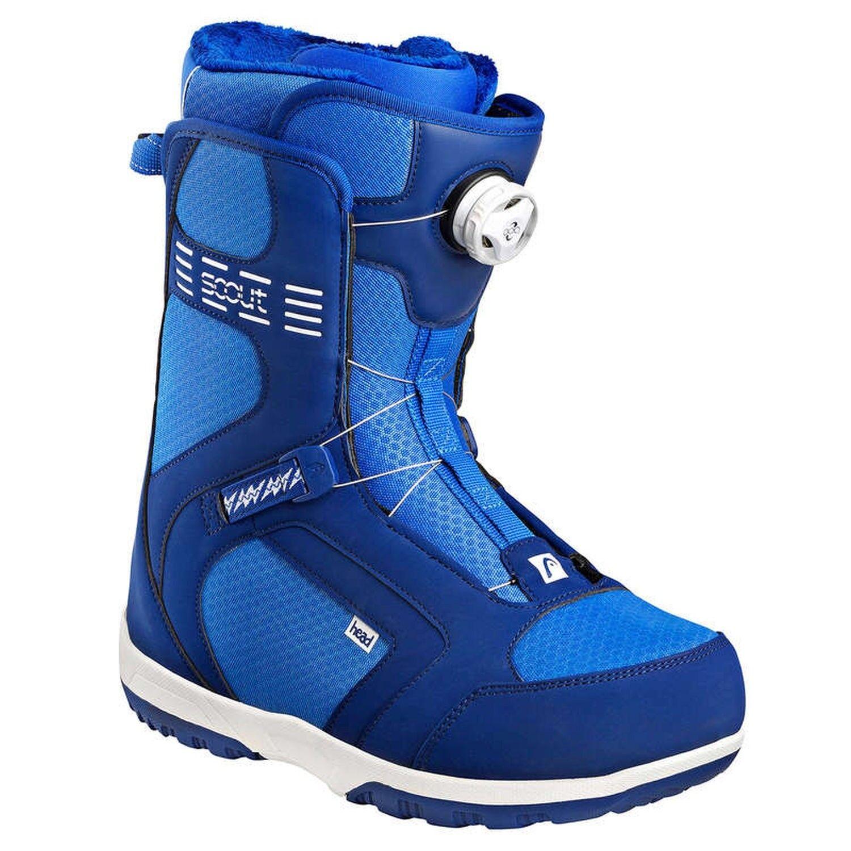 Head Hombre Calzado Calzado Calzado Snowboard botas Scout pro Boa Marino 345dc3