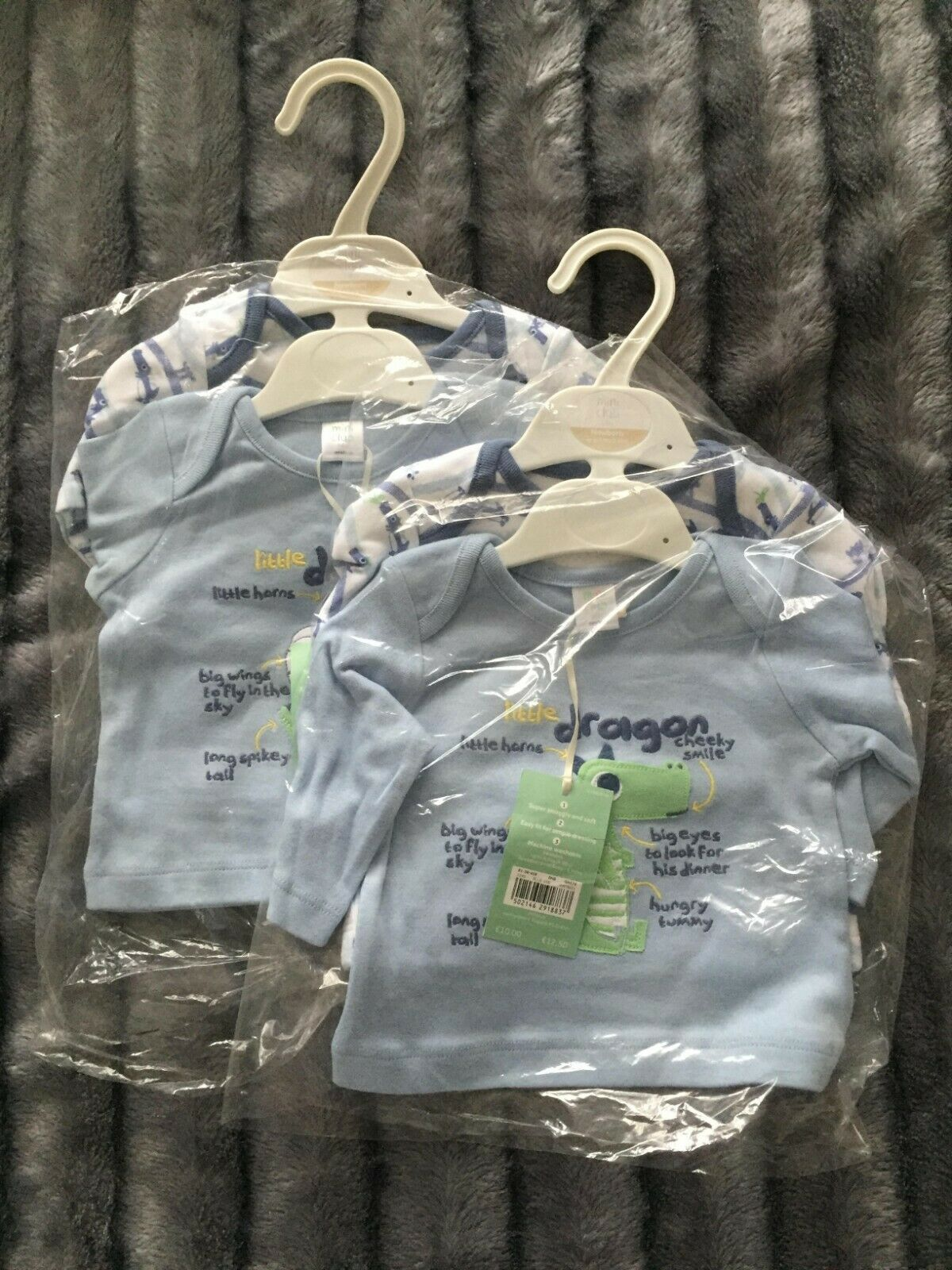 Twin Baby Boys lot clothes NEWBORN size up to 4.5 kg *CREATE YOUR OWN BUNDLE*