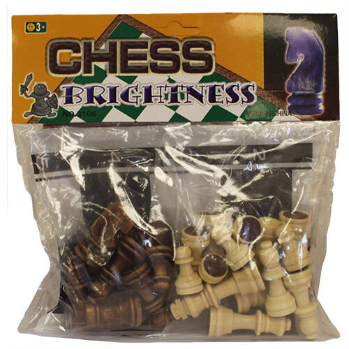 Or Large Wooden Chess Set Pieces Medium Free PVC Board Standard Small