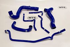 MTC Motorsport Vauxhall Astra Vxr z20leh Refrigerante Radiador auxiliares Mangueras Azul!