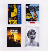 Psycho Movie Poster Magnets (hitchcock Bates Motel Norman Print Horror Vintage)