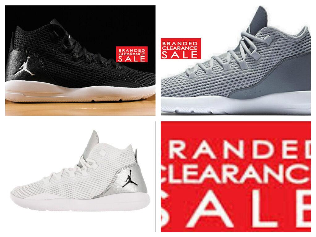 Descuento de la marca Nuevo Y En Caja Nuevo Nike Jordan Reveal rojo negro blanco Air Malla Transpirable 7 8 9 10 11 Reino Unido