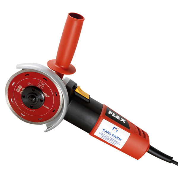Flex Winkelschleifer L 810 125, Winkelpollierer, 125 mm, 12000 upm