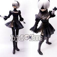 NieR:Automata YoRHa 2B COSPlay Handsome Black Suit BJD COS DD Doll Clothes