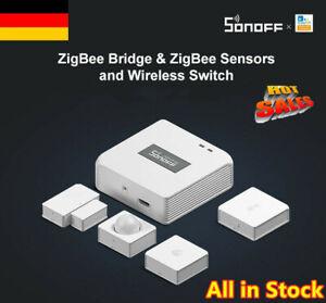 SONOFF-ZigBee-Bridge-Fenstertuer-Sensor-Schalter-Temperatur-Luftfeuchtigkeit-Sen