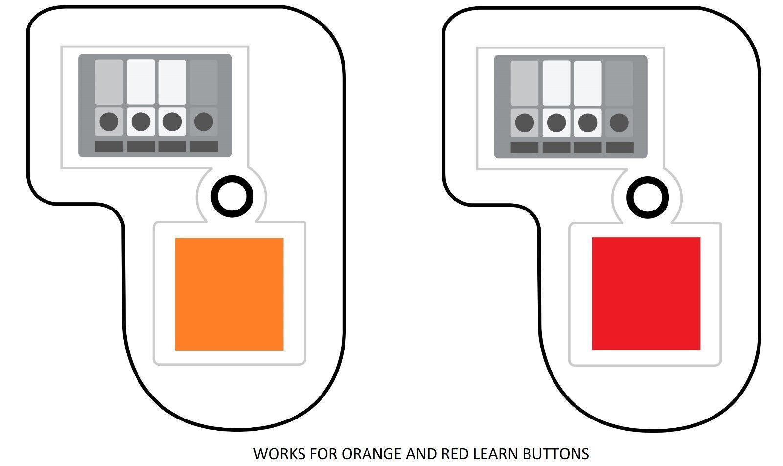 2 Car Garage Door Gate Remote Opener Control Clicker for Liftmaster 971LM 390Mhz