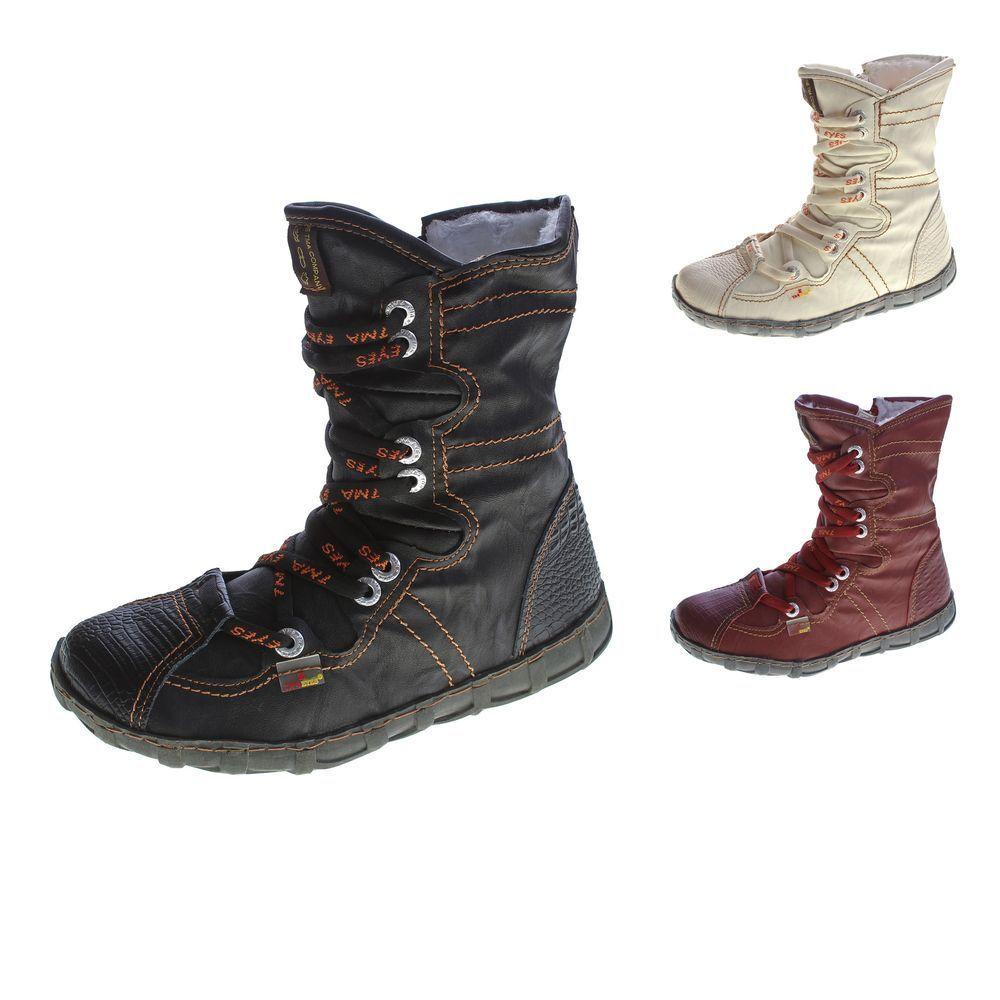 Botines de cuero TMA 2013 señora señora señora zapatos tobillo cuero genuino forro Invierno  la calidad primero los consumidores primero
