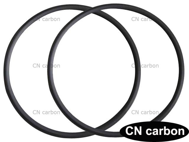 700C 24mm Clincher carbon road bicycle rim