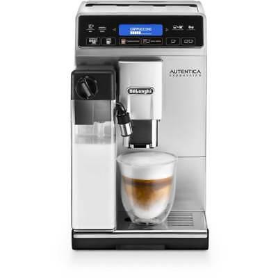 De'Longhi ETAM29.660.SB Autentica Bean to Cup Coffee Machine 1400 Watt 15 bar