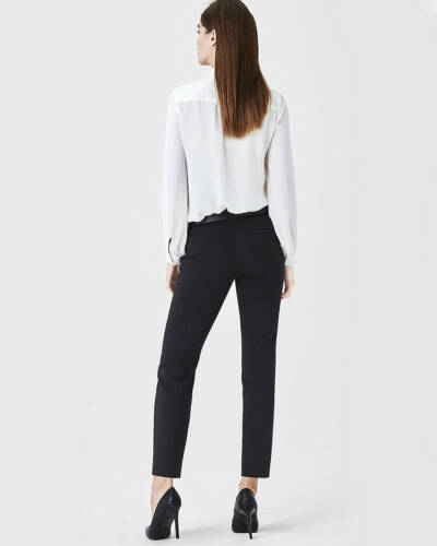 Low 0r 70 Rise Editor New Pants Express Black Ankle zHSxqOP1fw