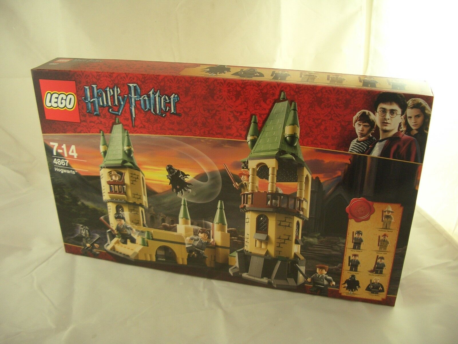 LEGO Harry Potter 4867 Hogwarts New Sealed