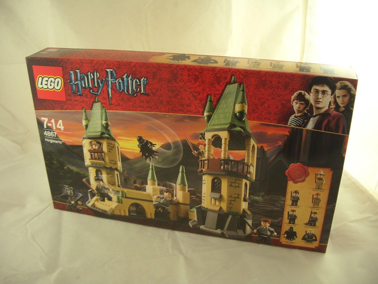 LEGO Harry Potter 4867 Hogwarts New/Sealed