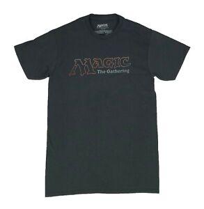 Magic-The-Gathering-Trading-Card-Game-Original-Logo-Mens-T-Shirt-S-3XL