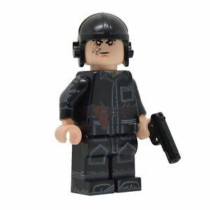 Lego-Custom-ww2-Sowjetische-Tanker-Minifigur-Full-Custom-Druck-NEU