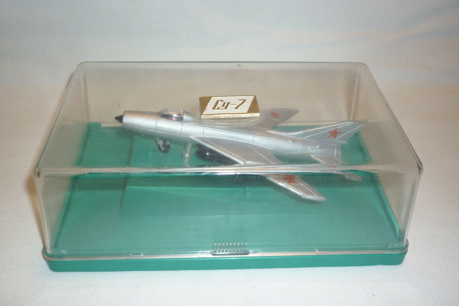 VINTAGE - Aeroplano GETTO cy-7 - NO REPLICA (dinky-t-9)