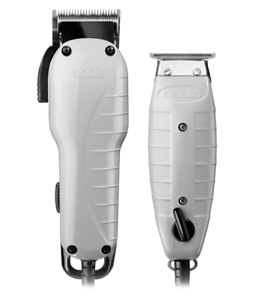 Andis Professional Barber Combo Adjustable Clipper with Trimmer - 66325