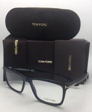 634d670cba Brand New TOM FORD Eyeglasses TF 5407 001 54-16 Shiny Black Rectangular  Frames
