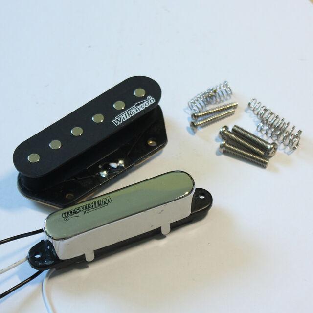 Wilkinson electric Guitar  Pickup Vintage Tele  Set  52 62 MWTN/B