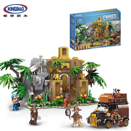 Xingbao 15006 Building Block Set Forest Adventure 1280 pieces