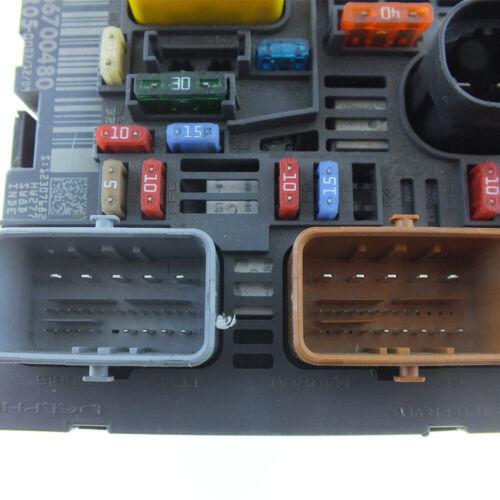 ⭐⭐⭐⭐⭐ Sicherungskasten Fuse Box 9666700480 BSM-R05-00 ⭐24 Monate Garantie*