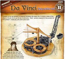 ACD 18157 Da Vinci Flying Pendulum Clock NIB
